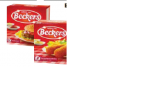 beckers hamburgers of rundvlees kroketten