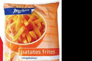 markant patates frites