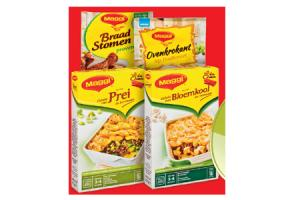 maggi mix braadstomen of ovenkrokant