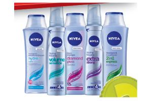 nivea shampoo of styling