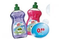 w5 ecologisch afwasmiddel