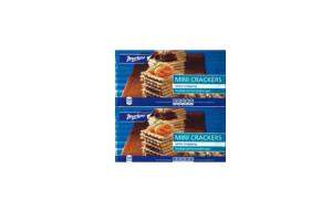 markant mini crackers