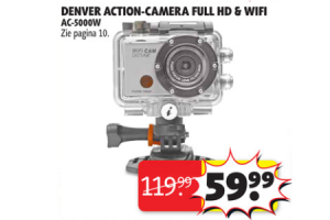 denver full hd action camera