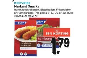 markant snacks