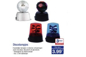 discolampjes