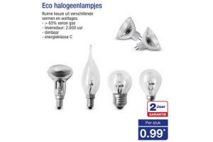 eco halogeenlampjes