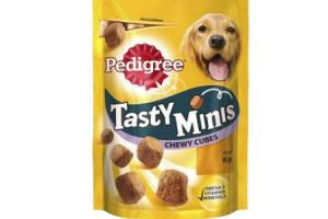 pedigree tasty minis