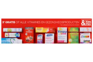 vitamines en gezondheidsproducten