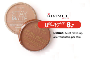 alle rimmel teint make up