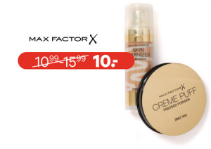 alle max factor teint make up