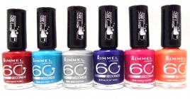 rimmel 60 seconds nagellak