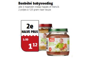 bonbebe babyvoeding