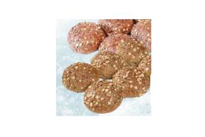 zachte meergranen  of waldkornbroodjes
