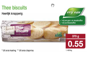thee biscuits