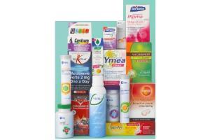 vitaminen en gezondheidsproducten
