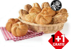 uw eigen bakker kaiserbroodjes en petit pains