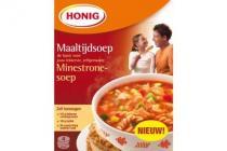 honig maaltijdsoep minestronesoep