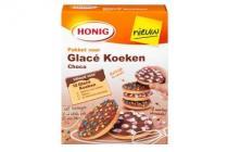 honig pakket voor glace koeken choco