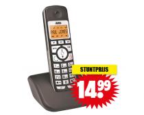 aeg draadloze huistelefoon
