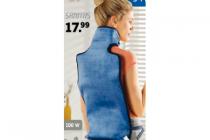 verwarmingskussen voor rug en nek
