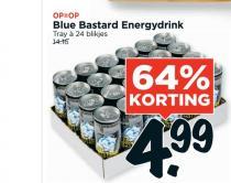 blue bastard energydrink