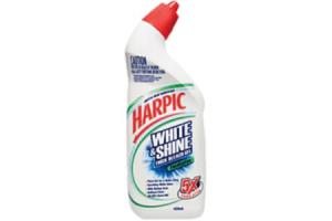 harpic white  shine liquid