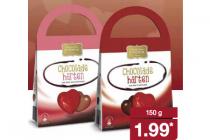 chocolade harten