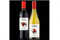 tussock jumper wijn