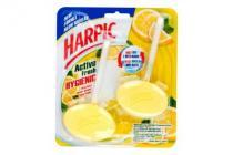 harpic hygienic toiletblok citrus