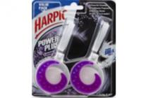harpic power plus toiletblok lavendel