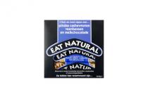 eat natural pindas cashewnoten veenbessen en melkchocolade