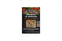 eat natural amandelen  abrikozen ontbijtgranen