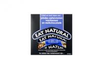 eat natural pindas veenbessen cashwnoten en melkchocolade 1 stuk