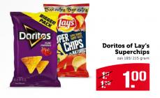 doritos of lays superchips