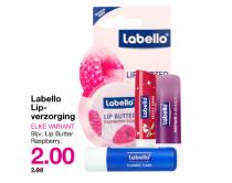 labello lipverzorging