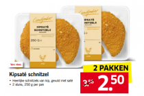 kipsate schnitzel