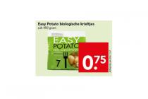 easy potato biologische krieltjes