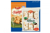 lonka soft nougat fudge of fruitsnoep