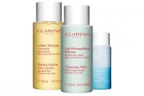 clarins reinigingsritueel
