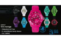 mini horloge