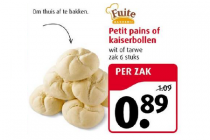 petit pains of kaiserbollen