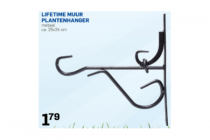 action lifetime muur plantenhanger