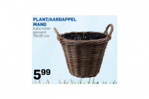 action plantaardappelmand