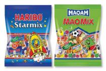 haribo of maom uitdeel snoepzakken