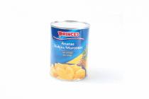 princes ananas stukjes op lichte siroop 567gr