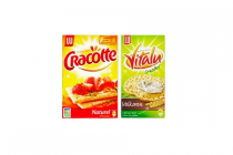 lu cracotte of vitalu crackers