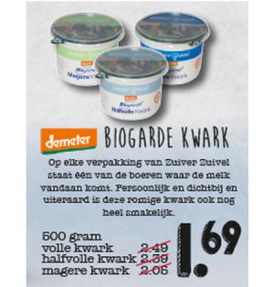biogarde kwark
