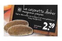 la casonette donker meergranen pompoen