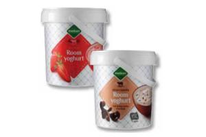 melkan roomyoghurt