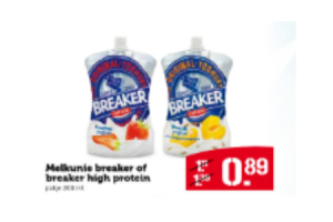 melkunie breaker of breaker high protein